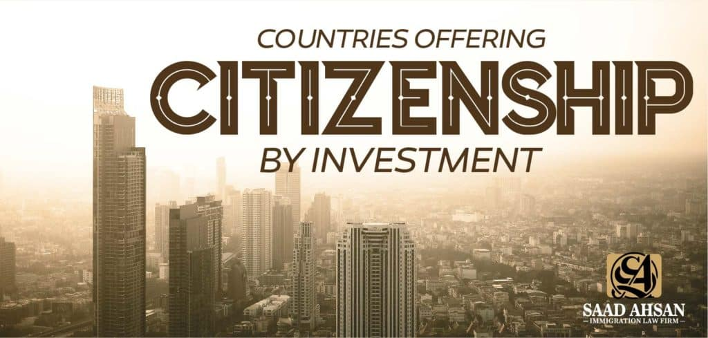 Countries Offering Citizenship