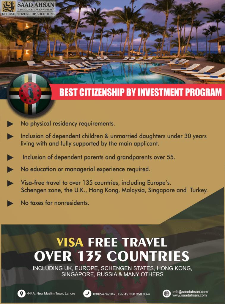 dominica citizenship investment