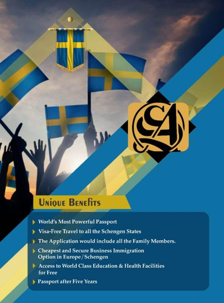 Sweden Business Immigration