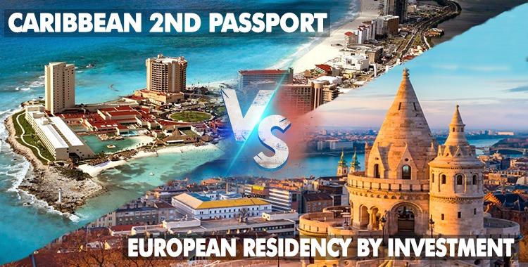 caribbean 2nd passport