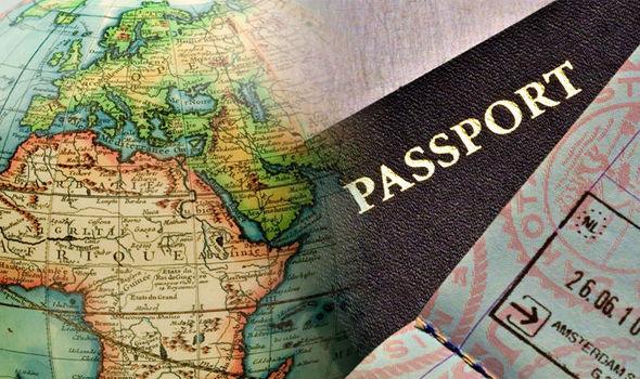 Visa-free travel countries